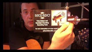 "Microphone Placid Audio ""The Original COPPERPHONE"""