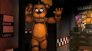 - cheating in FNAF