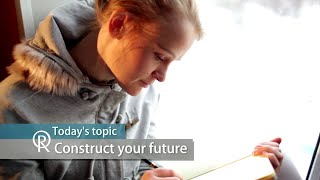 """Invitation to Happiness Season 1 Episode3 """"Construct Your Future"""""""