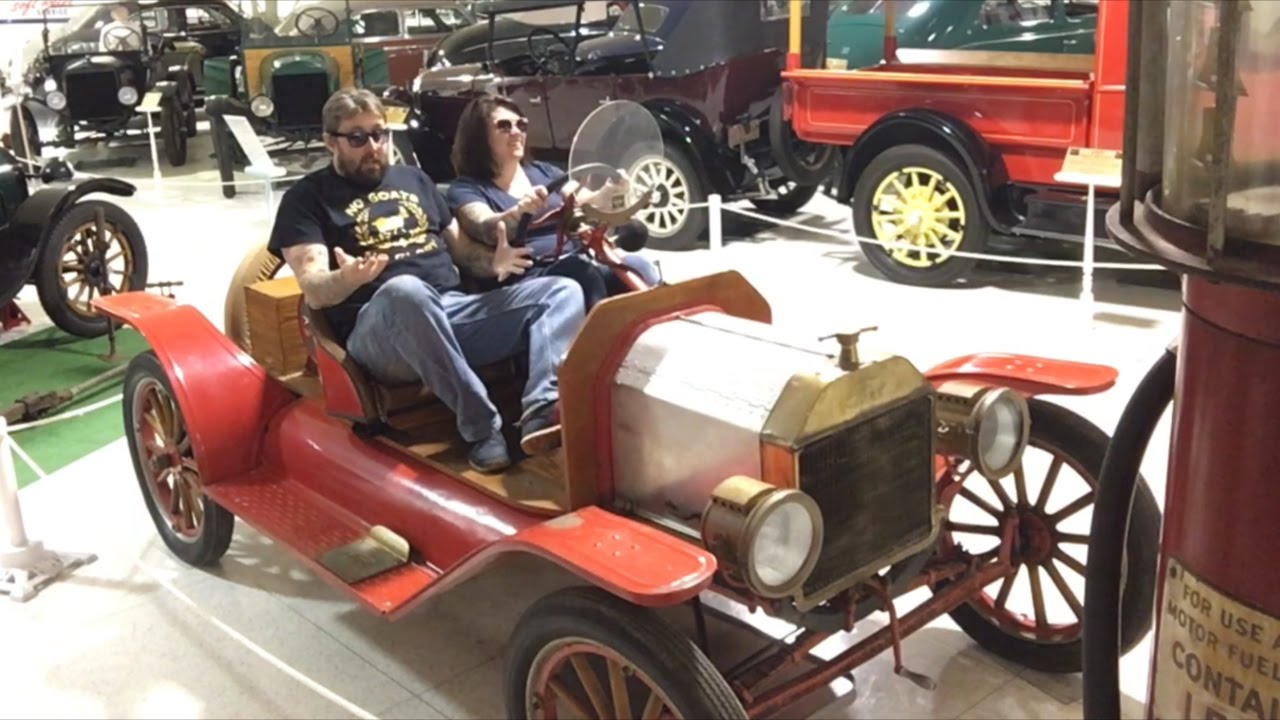 TDW 1590 - The Very First Automobile - YouTube