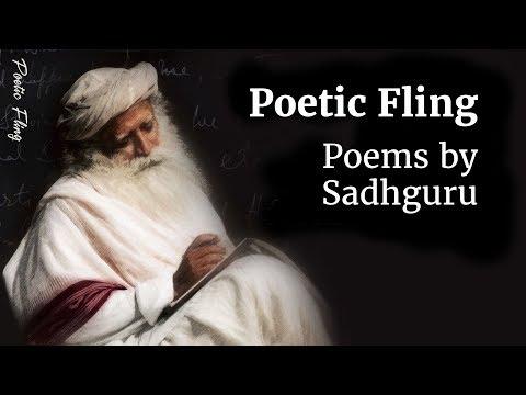 Poetic Fling - Poems by Sadhguru
