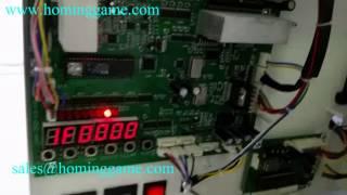 Good profits game machine,key master arcade game machine (www hominggame com)