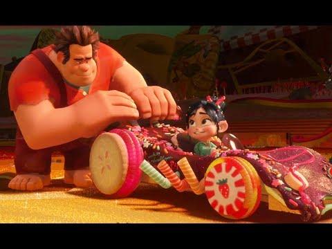 Wreck-it Ralph : Best Moment Part 1   Felix Funniest Moment   HD-Bluray