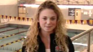 Swimmer Brittany McNeil