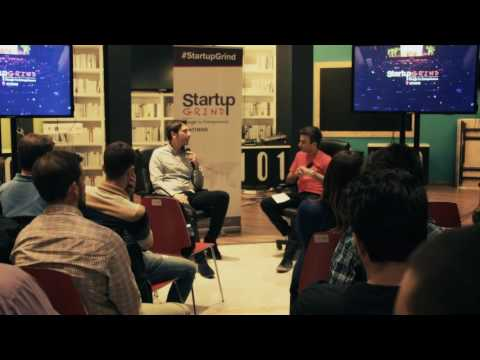 Startup Grind Athens Hosted Andreas Grammatis (Douleutaras)