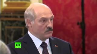 Жириновский чмырит Лукашенко  Юмор в политике