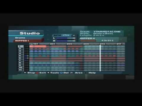 [HD] MUSIC GENERATOR 3 - You're Not Alone (grebz amazin dance mix)