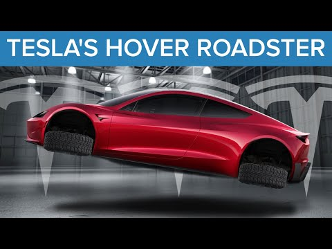 Tesla's Insane New Roadster