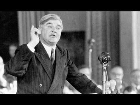 Aneurin Bevan and the Socialist Ideal - Professor Vernon Bogdanor