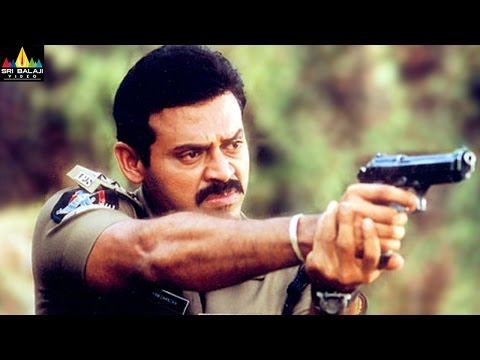 Gharshana Movie Action Scenes Back To Back | Venkatesh, Asin | Sri Balaji Video