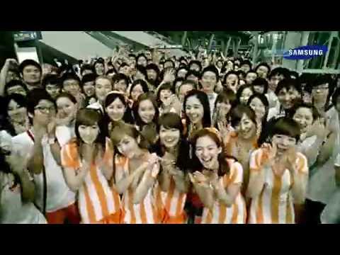 SNSD (Girls Generation) - HaHaHa - Incheon Airport ENGLISH SUBBED (HQ)