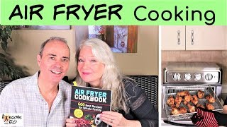 Air Fryer | Cooking & Reviewing our Cuisinart Oven