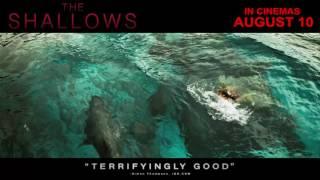 "THE SHALLOWS - ""Best shark movie since JAWS"""