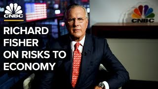 What Will Cause The Next Recession - Richard Fisher Thinks It's US Education