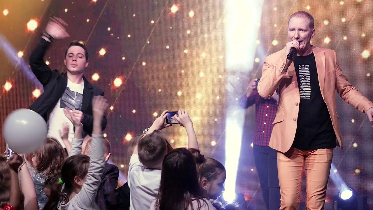 Родион Газманов и Константин Бурдаев (Братья Грим) и на конкурсе «Взлетай!» - Ресницы [LIVE]