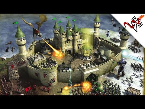 Stronghold Legends - Mission 8 | The Road To Hell | The Legends Trails [1080p/HD]