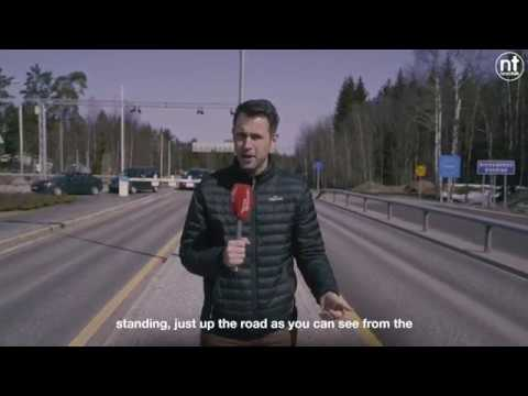 The Norwegian Swedish Border Model