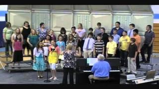 Swing Low, Sing Low  arr. Kern sang by WACO Junior High Chorus