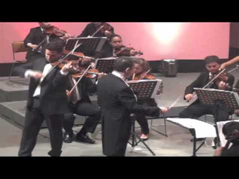 ADRIAN JUSTUS plays HAYDN: C-major Concerto (Finale-Presto)