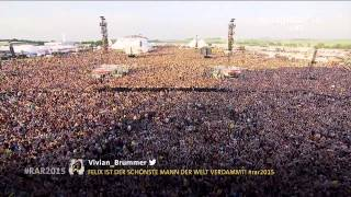 Kraftklub - Live @ Rock am Ring 2015  (Full HD) RAR