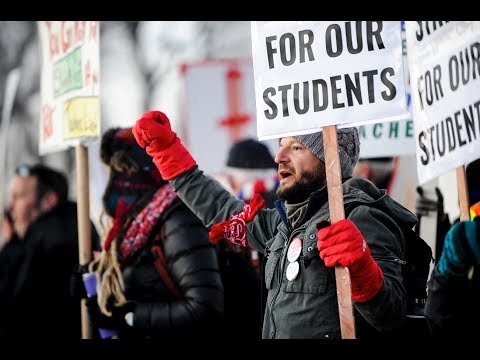 Why performance pay is at the heart of Denver's teacher strike Mp3
