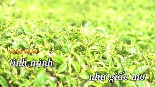 KARAOKE | Người Thứ Ba (Remix) - St. Minh Vy | Beat Chuẩn