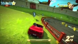 Kinect Joy Ride - Pro Race - Great Dragon Road