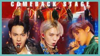 [Comeback Stage] MONSTA X  - Follow, 몬스타엑스 - Follow show Music core 20191102