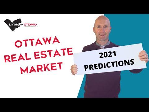 Ottawa Real Estate Market [2021 Predictions]