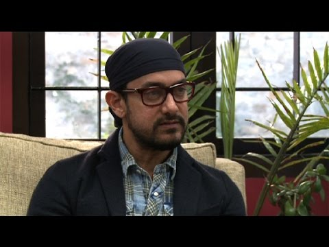 In conversation with Aamir Khan