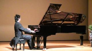Dai Asai plays F.Chopin Impromptu no.1 As-Dur op.29