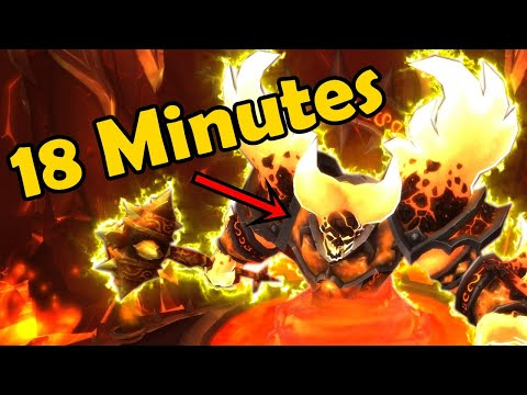 Top 10 Longest Raid Fights In World Of Warcraft