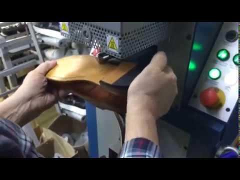 Bottom Indenting and Stitch Flattening Machine model RL10 FIORETTO