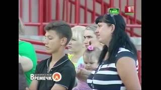 """ПЖСК """"Заславль-2010"""" Времечко, Максим Терешков"""
