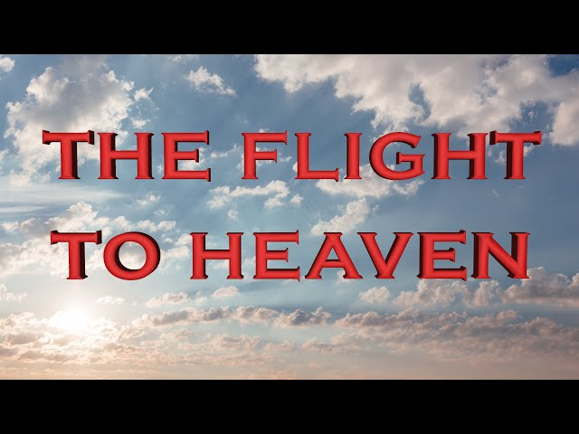 The flight to heaven is not low cost (Eng subs)