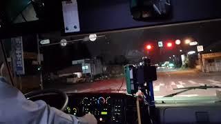 천안친절한스마일기사최상열야간운행주행영상ㆍ
