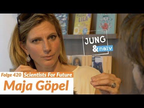 "Maja Göpel (""Scientists For Future"") - Jung & Naiv: Folge 420"