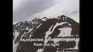 To the peak (Maxi Swift FPV)