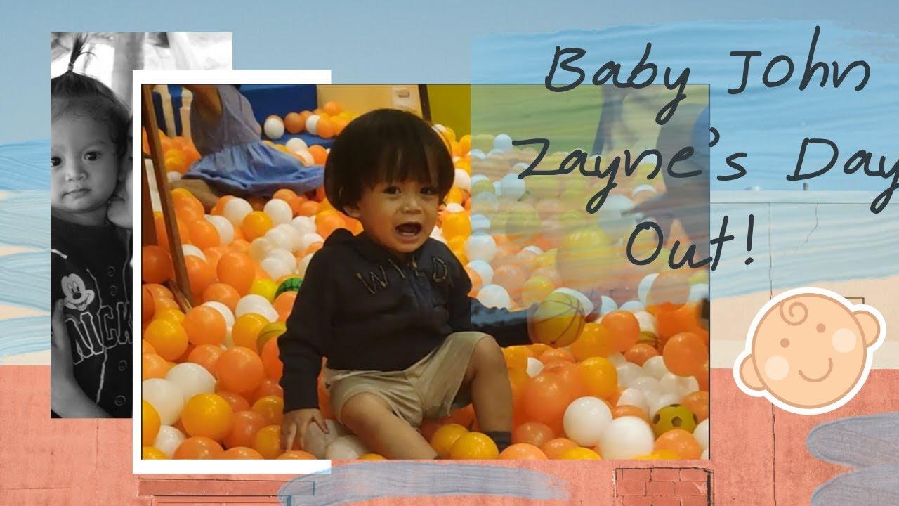 Baby John Zayne's Day Out! 😘😘 - YouTube