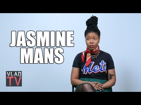 Jasmine Mans on Creating