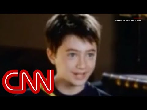 Watch Daniel Radcliffe nail 'Harry Potter' audition