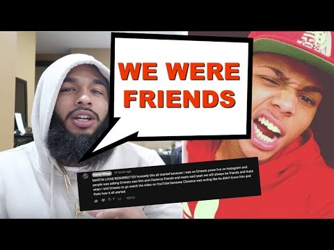 ClarenceNYC TV VS NESTO WHAT YOU DIDN'T KNOW (EXCLUSIVE RECEIPTS)