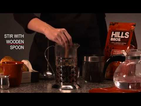 Hills Brothers Coffee Product Video