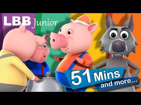 Three Little Pigs  And Lots More Original Songs  From LBB Junior!