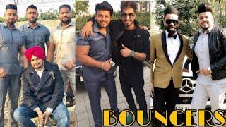 Bouncers Club with Punjabi Singers | Sidhu Moosewala, Amrit Maan, Singaa And Jassie Gill Bhai
