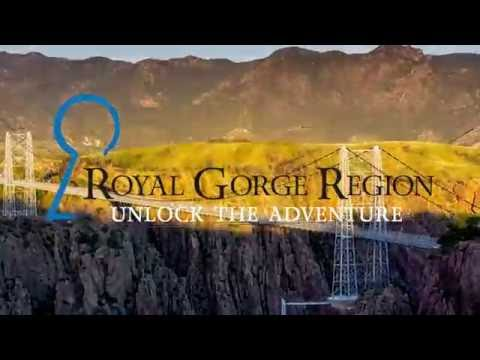 Royal Gorge Region is one of Colorado's top Family Destinations