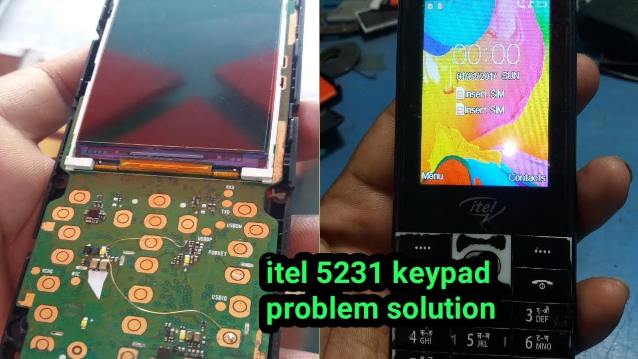 Itel 2180 Boot Key