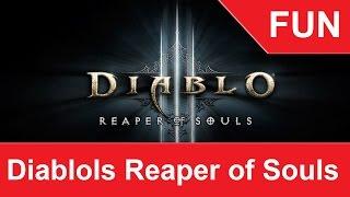 Ceres Games Fun - Diablols Reaper of Souls [RUS]