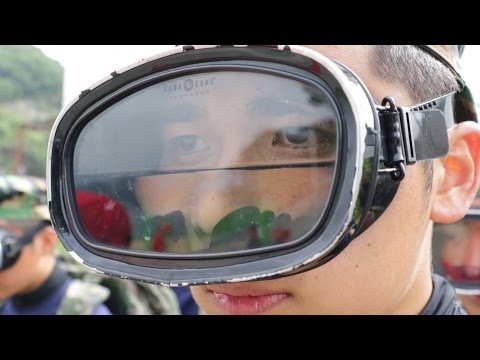 [훈련병의 품격 해군해난구조(SSU) 기본과정 - 수중작전의 영웅들] 12부 마스크, 교육생들을 한계로 내몰다