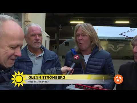 Alla heter Glenn i Göteborg - Nyhetsmorgon (TV4)